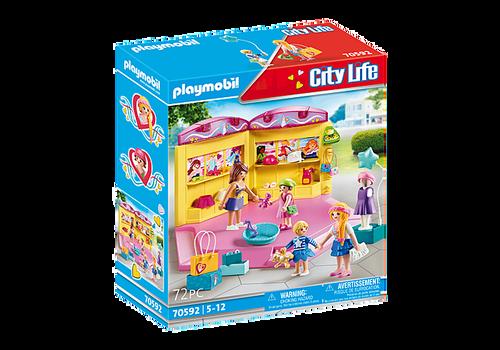 Playmobil Children's Fashion Store (70592)