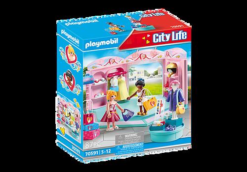 Playmobil Fashion Store (70591)