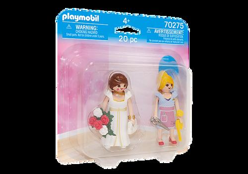 Playmobil Duo Pack Princess and Tailor (70275)