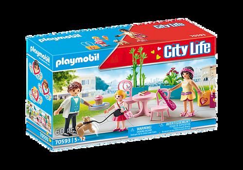 Playmobil Coffee Break (70593)