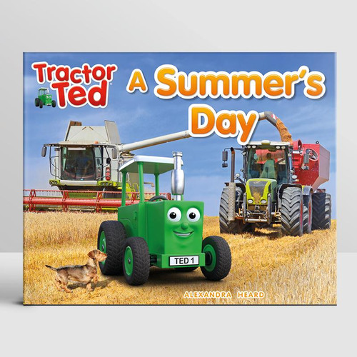 Tractor Ted Picture Book 'A Summer's Day'