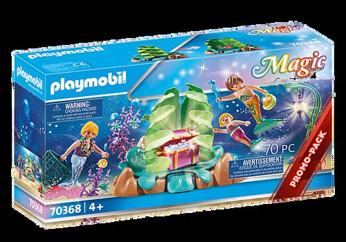 Playmobil Coral Mermaid Lounge Promo Pack (70368)