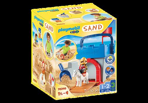 Playmobil Knight's Castle Sand Bucket (70340)