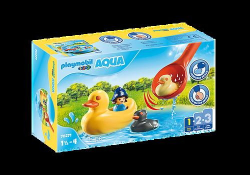 Playmobil 1.2.3 Duck Family (70271)