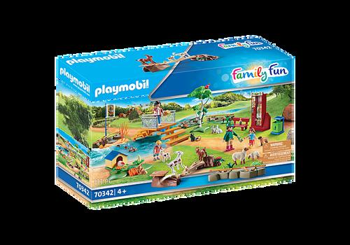 Playmobil Petting Zoo (70342)