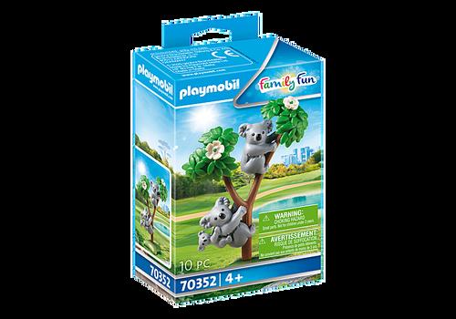 Playmobil Koalas with Baby (70352)