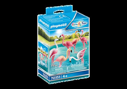 Playmobil Flock of Flamingos (70351)