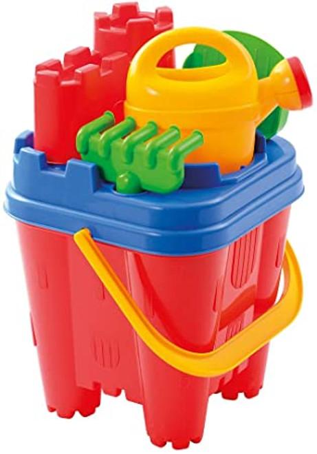 Mookie Ecoiffier Castle Bucket Set (E614)