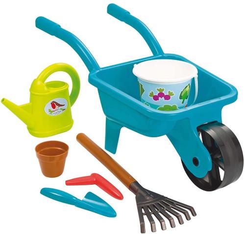 Mookie Ecoiffier Wheelbarrow and Tools (E4558)