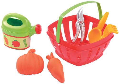 Mookie Ecoiffier Garden Basket with Accessories (E567)