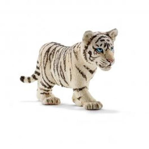 Schleich Tiger Cub, White (14732)
