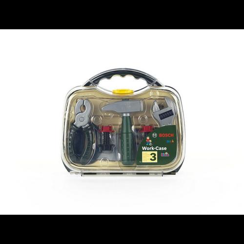Bosh Transparent Tool-Case (8465)