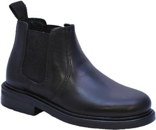 Oaktrak Walton Kids Dealer Boot Black oaktrakwaltonblack