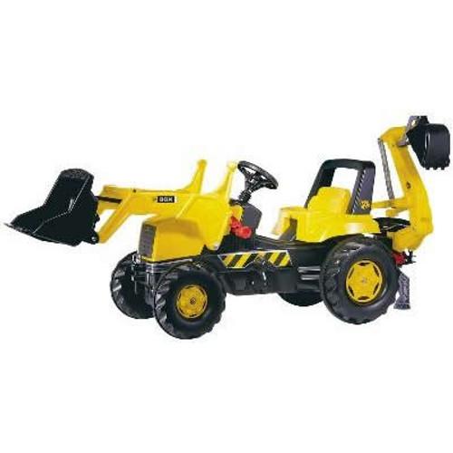Rolly JCB Tractor, Loader & Backhoe Excavator (812004)