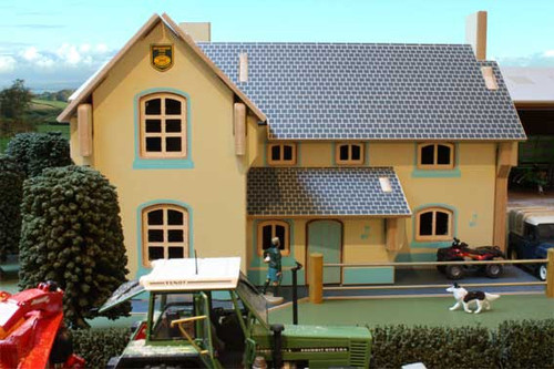 Brushwood Farm House (BT8910)