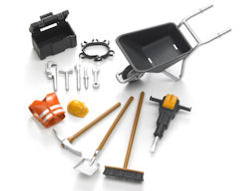 Bruder bworld Construction Accessories (62001)