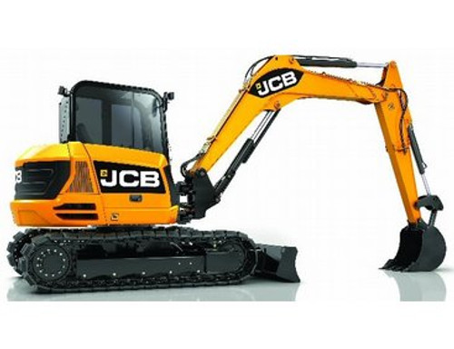 Britains JCB Midi Excavator (43013)
