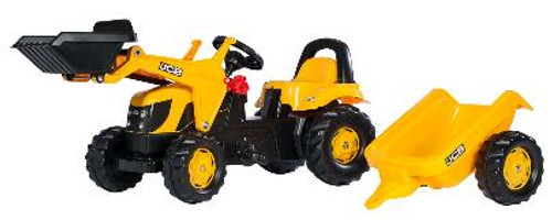 Rolly Kid JCB Tractor, Trailer and Loader (02383)