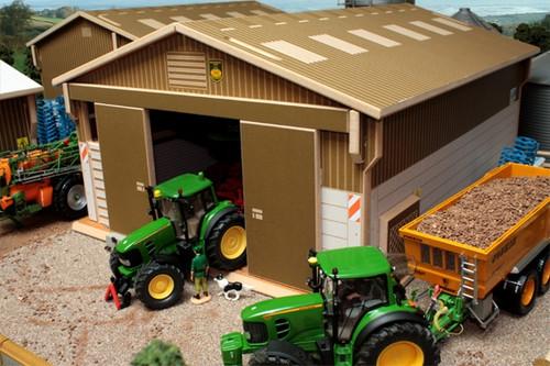 Brushwood Arable Storage Shed (BT8100)