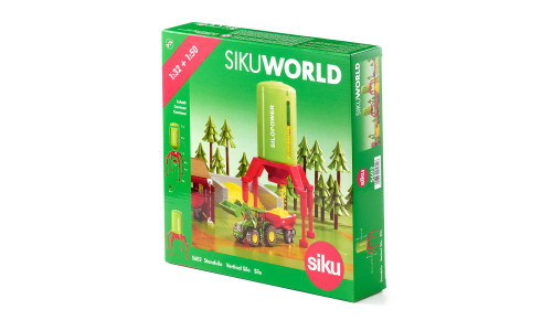 SIKU World Vertical Silo (5602)