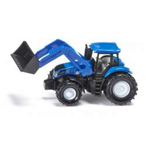 SIKU New Holland with Front Loader (1355)