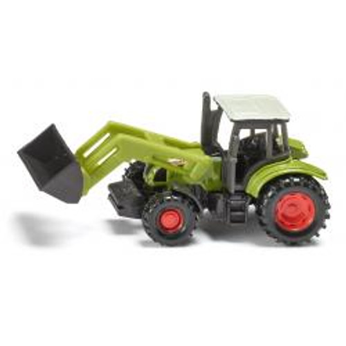 SIKU Claas Ares Tractor with Front Loader (1335)