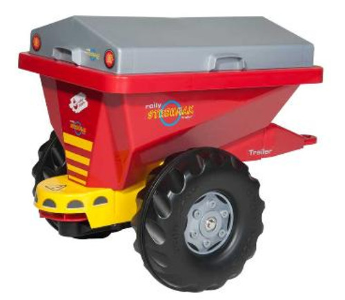 Rolly Streumax Trailer Red (125128)