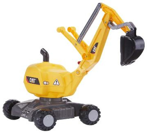 Rolly Cat Excavator on Wheels (42101)