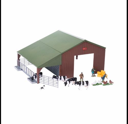 Britains Farm Building Set (43139A1)