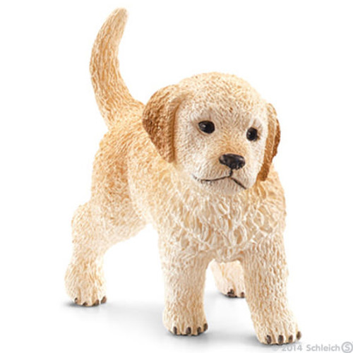 Schleich Golden Retriever Puppy (16396)