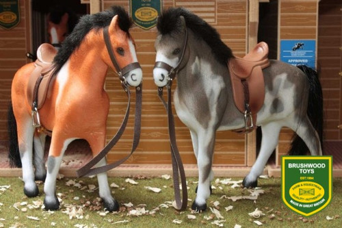 Brushwood 2 Horse Set (BT1050)