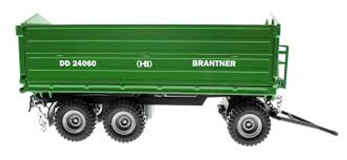 SIKU 2877 Brantner Three Way Tipping Trailer