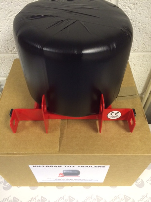 Killbran Front Loader Bale Lifter with 1 Bale