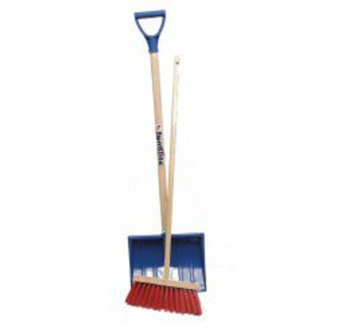 Fynalite Kids Shovel and Brush Set