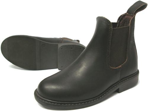 Jonny Blunt Children's Dealer Boot WAXY BROWN