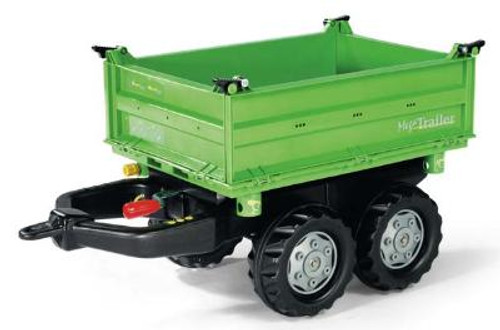 Rolly Green Mega Trailer (121502)
