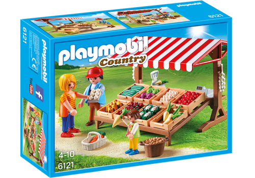 Playmobil Farmer's Market (6121)