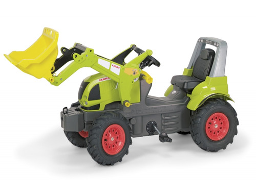 Rolly Kid Claas Elios Tractor With Loader (025077)