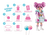Playmobil EverDreamerz Rosalee - Candy World (70385)