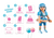 Playmobil EverDreamerz Clare - Candy World (70386)
