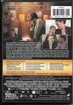 War Room - Prayer is a powerful weapon (movie in DVD)