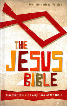 NIV The Jesus Bible (Ages 9-12) Hardcover