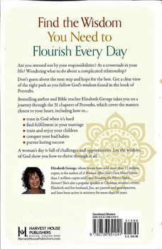 Proverbs for a Woman's Day by Elizabeth George - Choosing a life of excellence.