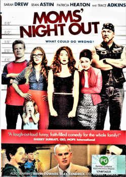 Moms' Night Out DVD - a movie.
