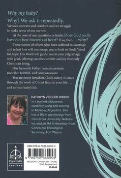 Never Forsaken:  God's Mercy In The Midst Of Miscarriage  by Kathryn Ziegler Weber