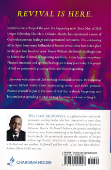 It's Happening:  A Generation Is Crying Out And Heaven Is Responding  by William McDowell