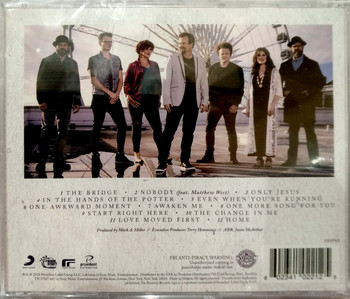 Only Jesus - Audio CD by Casting Crown