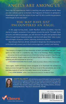 Encountering Angels : True Stories Of How They Touch Our Lives Every Day  by Judith MacNutt
