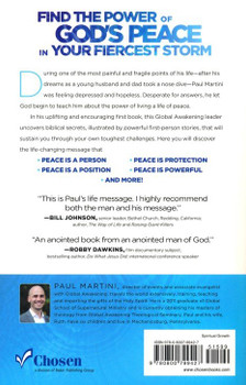 Access And Release God's Peace:  From Chaos & Confusion To Freedom And Power   by Paul Martini