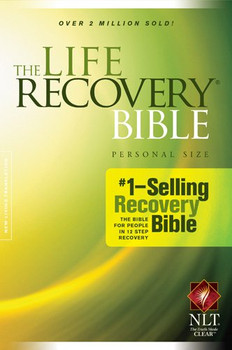 NLT The Life Recovery Bible, Personal Size